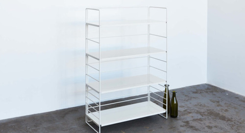 Gradient Shelf by Henry Julier