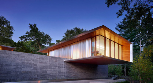 Artery Residence: A Home in Kansas City Designed for an Art Collector's Extensive Collection