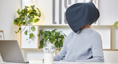 Studio Banana Releases the Shape-Shifting OSTRICHPILLOW HOOD for Privacy