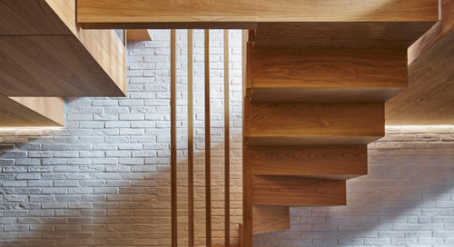 10 Modern Staircases You Won't Complain About Running Up and Down