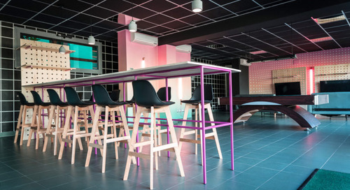 Tommaso Guerra Brings a Fresh, Fun Vibe to Campus X in Rome