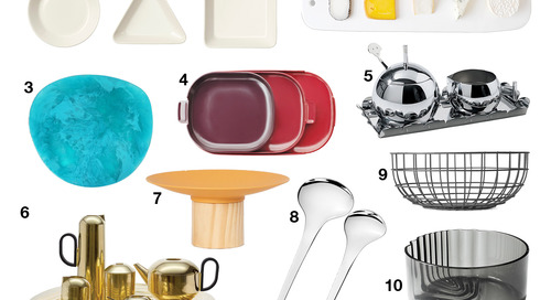 10 Modern Serving Ware Options That Will Make You Want to Throw a Party