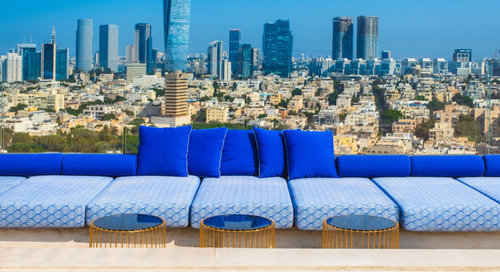 Brown Hotels Opens Its Largest Property Yet, The Lighthouse in Tel Aviv