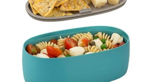Alessi Launches Food à Porter: A Design-Focused, Bento-Style Lunchbox