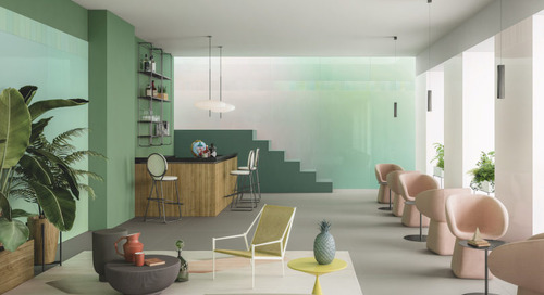 A New Collection from CEDIT That Proves Color Is Everything