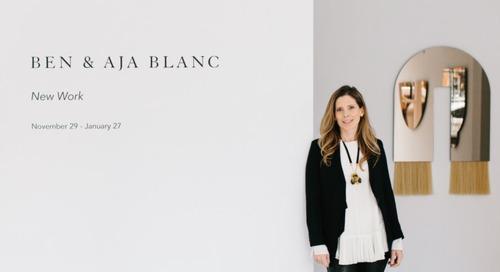 """New Work"" by Ben & Aja Blanc at Salon Boston"