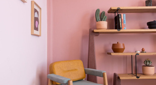 A Stable Bookcase Inspired by Last Year's Earthquake in Mexico