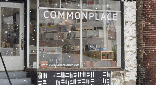 A Commonplace for Everyday Modern Objects