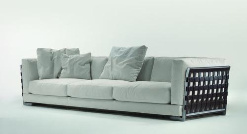 In Celebration of Flexform's Cestone Sofa