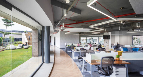 M Moser Associates Designs a New Headquarters for Titan Bangalore