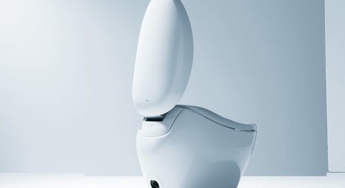 TOTO NEOREST NX Series Intelligent Toilet Will Make Anyone Flush With Envy