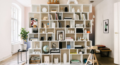 Create a Completely Customized Shelving Unit with Tylko Type02