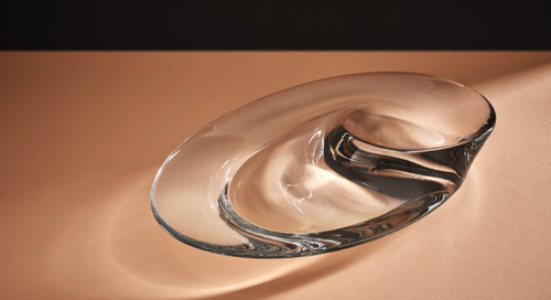 The Zaha Hadid Design Expands Tableware Collection at Maison et Objet