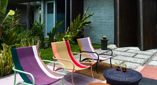 Sebastian Herkner Designs the Maraca Lounge Chair for ames