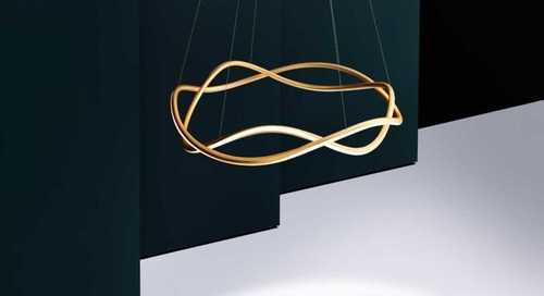Aurora: An Innovative Pendant Light by LUUM