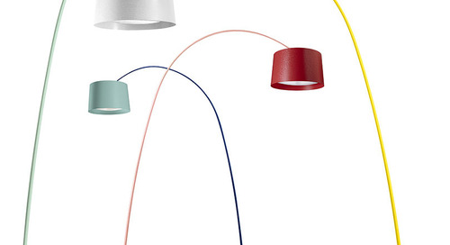 Foscarini Reimagines Iconic Designs in the Be/Colour Capsule Collection