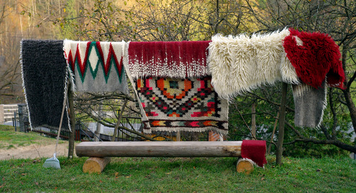 Four Designers Explain Why Ukrainian Carpets and Crafts Could Be the Next Big Thing