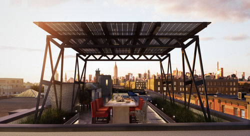 See How Brooklyn SolarWorks Makes Their Solar Canopy