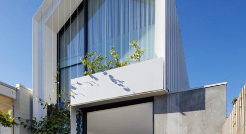 A Modern Addition to a Workers' Cottage in Melbourne