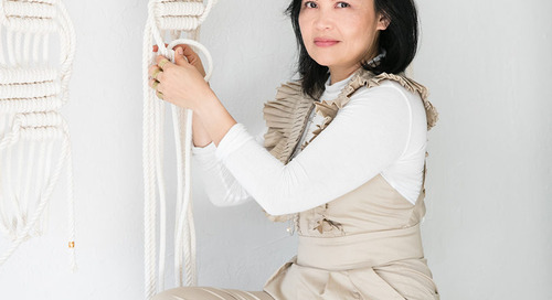 Windy Chien's Journey to Becoming the Queen of Knots