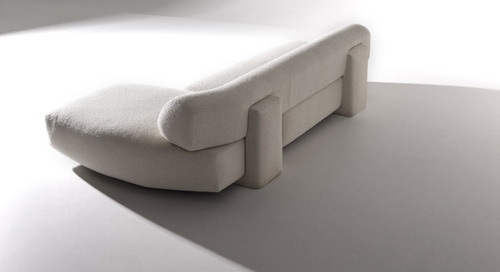 Patricia Urquiola Designs a Sofa for Moroso Inspired by Japanese Stones