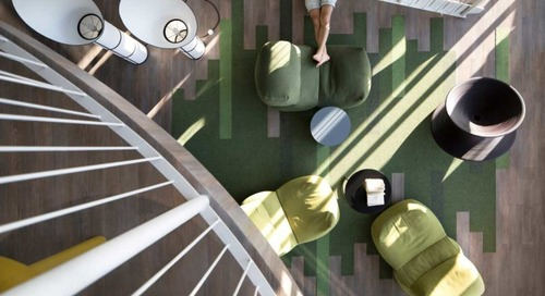 Grammarly Moves into New, Nap-Friendly Offices in Kiev