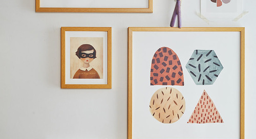 Society6 Releases a Collection of Kid-Friendly Wall Art – Lil 6ers