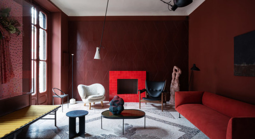"""MDW19: How a Tile United an Apartment in """"Perfect Darkness"""""""