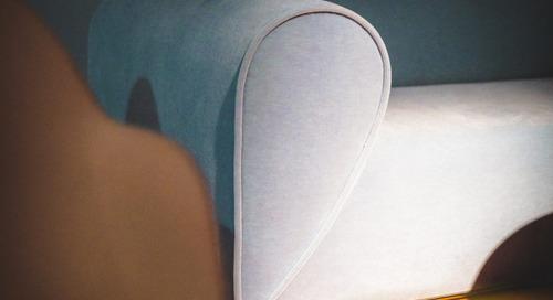 Heartbreaker Sofa by Johannes Torpe