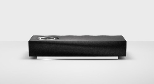 The Naim of the Game: Mu-so 2nd Generation
