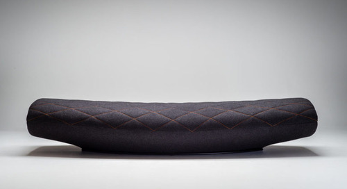 David Trubridge Designs Waka as a Place to Rest for Offecct