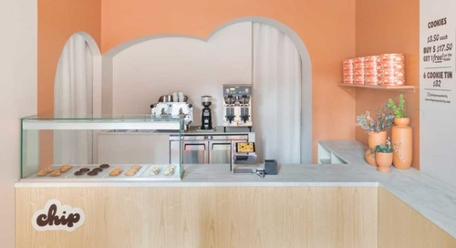Chip Cookies & Cream Lands a Playful New Space in Long Island City