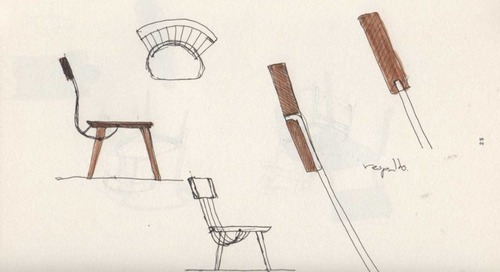 The Design Process Behind HAYCHE's WW Chair