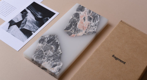 The Fragment Series Takes on Marble Waste