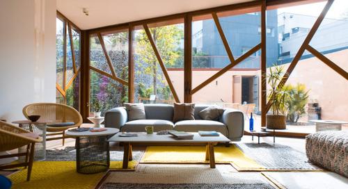 Patricia Urquiola Designs the Kalida Sant Pau Center for Cancer Patients