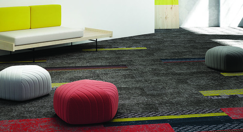 Patcraft Releases Four New Dynamic Flooring Styles at NeoCon 2019