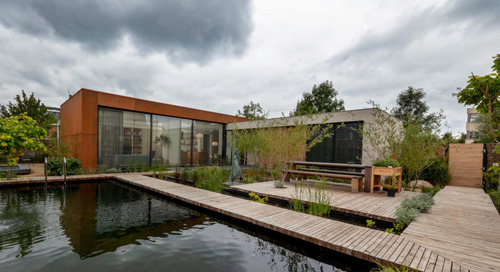 A Bungalow in Utrecht That's More Than Energy Neutral