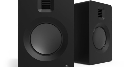 Kanto TUK Powered Speakers Simplifies Connectivity