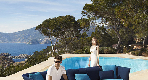 The Suave Collection by Marcel Wanders for VONDOM