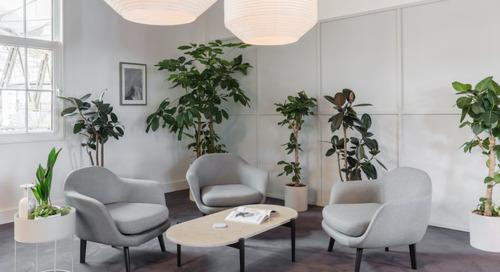 Scott House Flexible Workspace by Ben Adams Architects