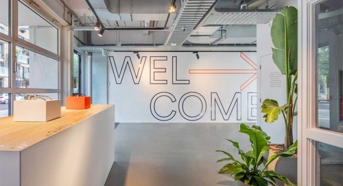 Barde + vanVoltt Designs New Digs for Ace & Tate to Stimulate Creativity