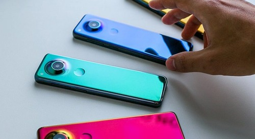 """Essential's Project GEM Previews a """"Radically Different"""" Smartphone Design"""