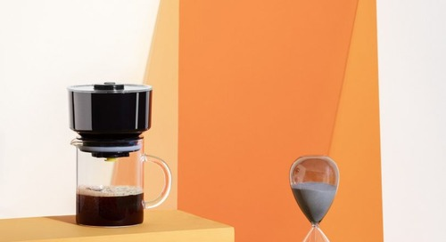 The FrankOne Produces Flavorful Coffee Under Pressure