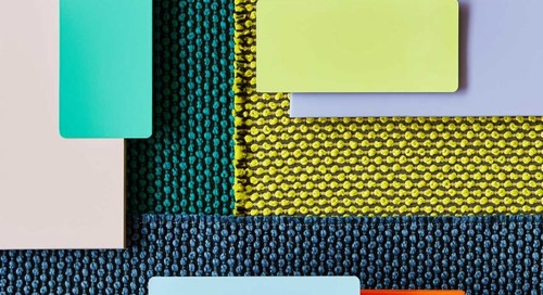 A Gus* Modern x LUUM Textiles Mashup That Creates Playful Results