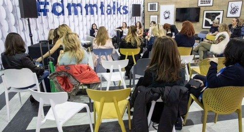 The Design Milk and Modenus (DMM) Talks Lounge Will Return to KBIS 2020