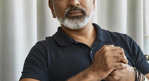 Friday Five with Vishaan Chakrabarti of PAU