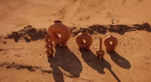 Terracotta Vases Pay Tribute to Ukrainian Pottery Traditions
