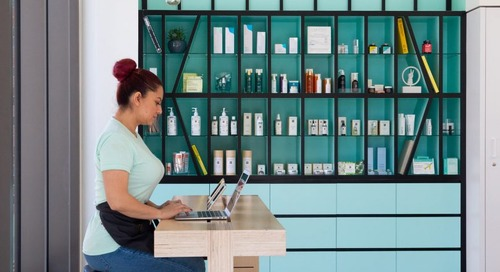 CHA:COL Designs Inviting Concept Stores for Walk-in Facials in Los Angeles