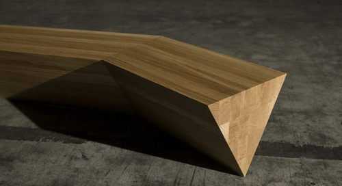 Renowned Belgian Furniture Artist Casimir Launches New Objects