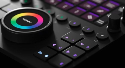 The Loupedeck CT Dials Into the Tactile For Creatives